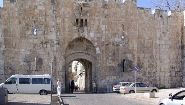 Puerta de los Leones en Jerusalén - Sputnik Mundo