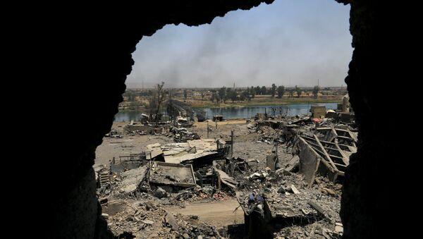 La situación en Irak (archivo) - Sputnik Mundo