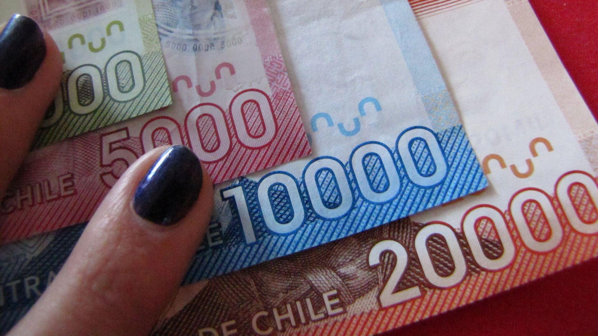 Pesos chilenos - Sputnik Mundo, 1920, 14.07.2021