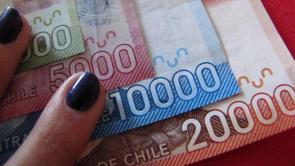 Pesos chilenos - Sputnik Mundo