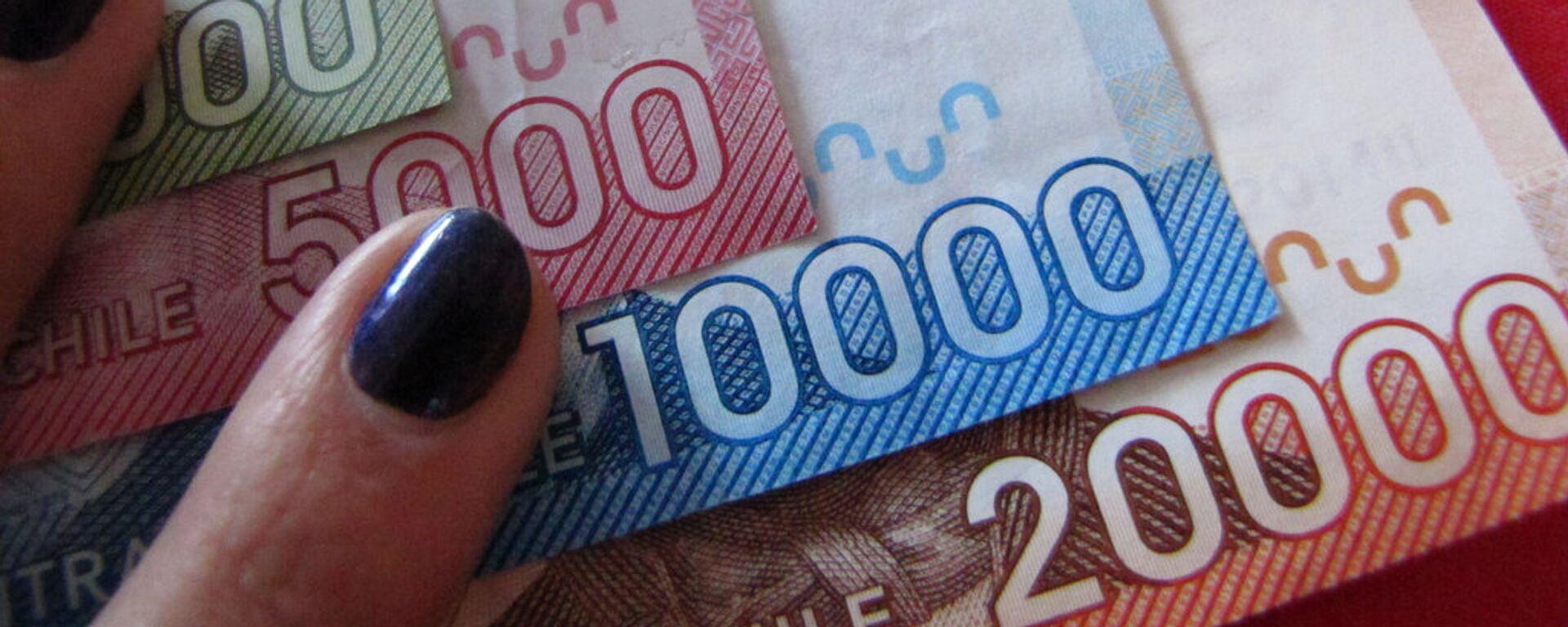 Pesos chilenos - Sputnik Mundo, 1920, 15.07.2021