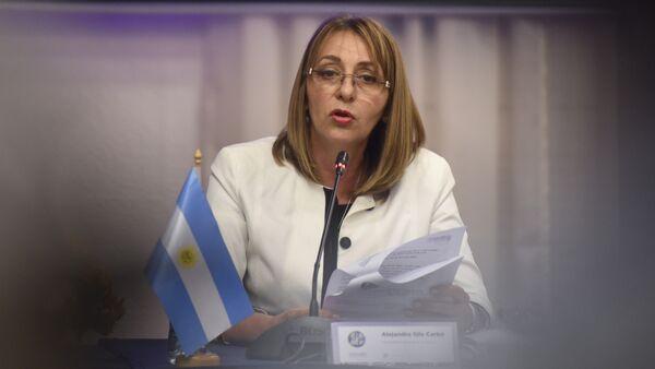 La procuradora general argentina, Alejandra Gils Carbó - Sputnik Mundo