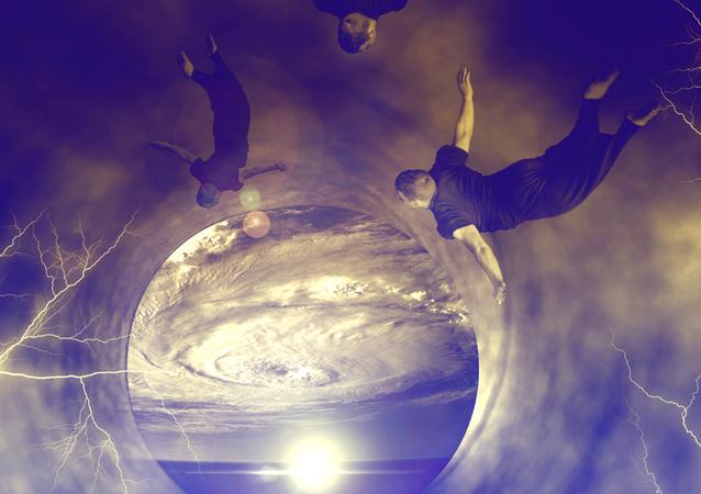 Universos paralelos (ilustración)