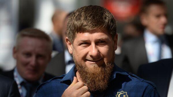 Ramzán Kadírov, el líder checheno - Sputnik Mundo