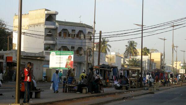 Dakar, la capital de Senegal - Sputnik Mundo