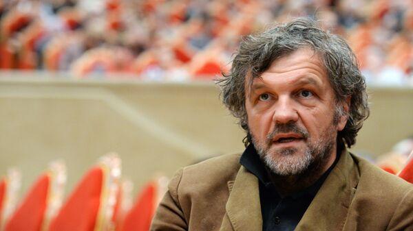 Emir Kusturica, director de cine serbio - Sputnik Mundo