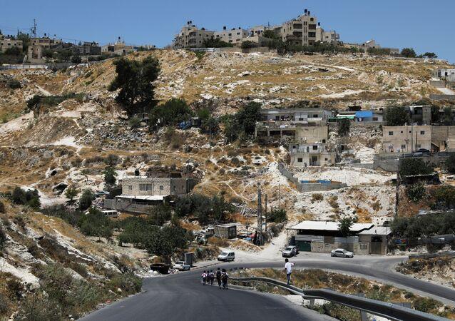 La situación en Cisjordania (imagen referencial)