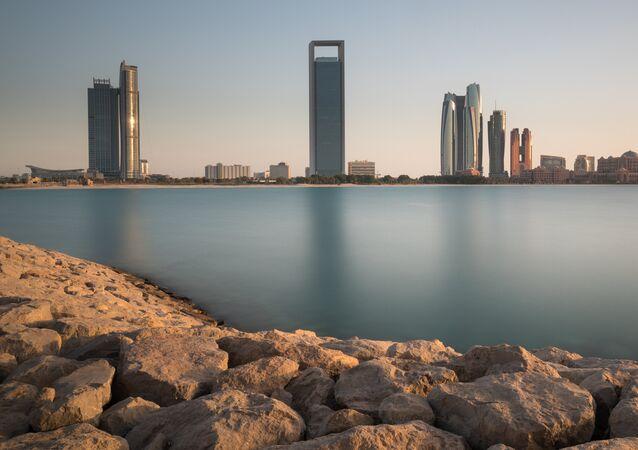 Abu Dabi, capital de Emiratos Árabes Unidos