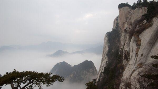El monte Hua en China - Sputnik Mundo