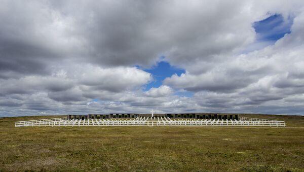 El Cementerio de Darwin en Malvinas - Sputnik Mundo