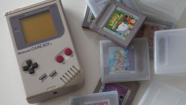 Un Nintendo Game Boy - Sputnik Mundo