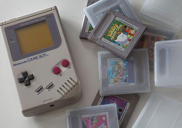 Un Nintendo Game Boy