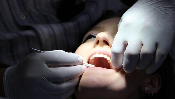Sala de operaciones de un dentista - Sputnik Mundo