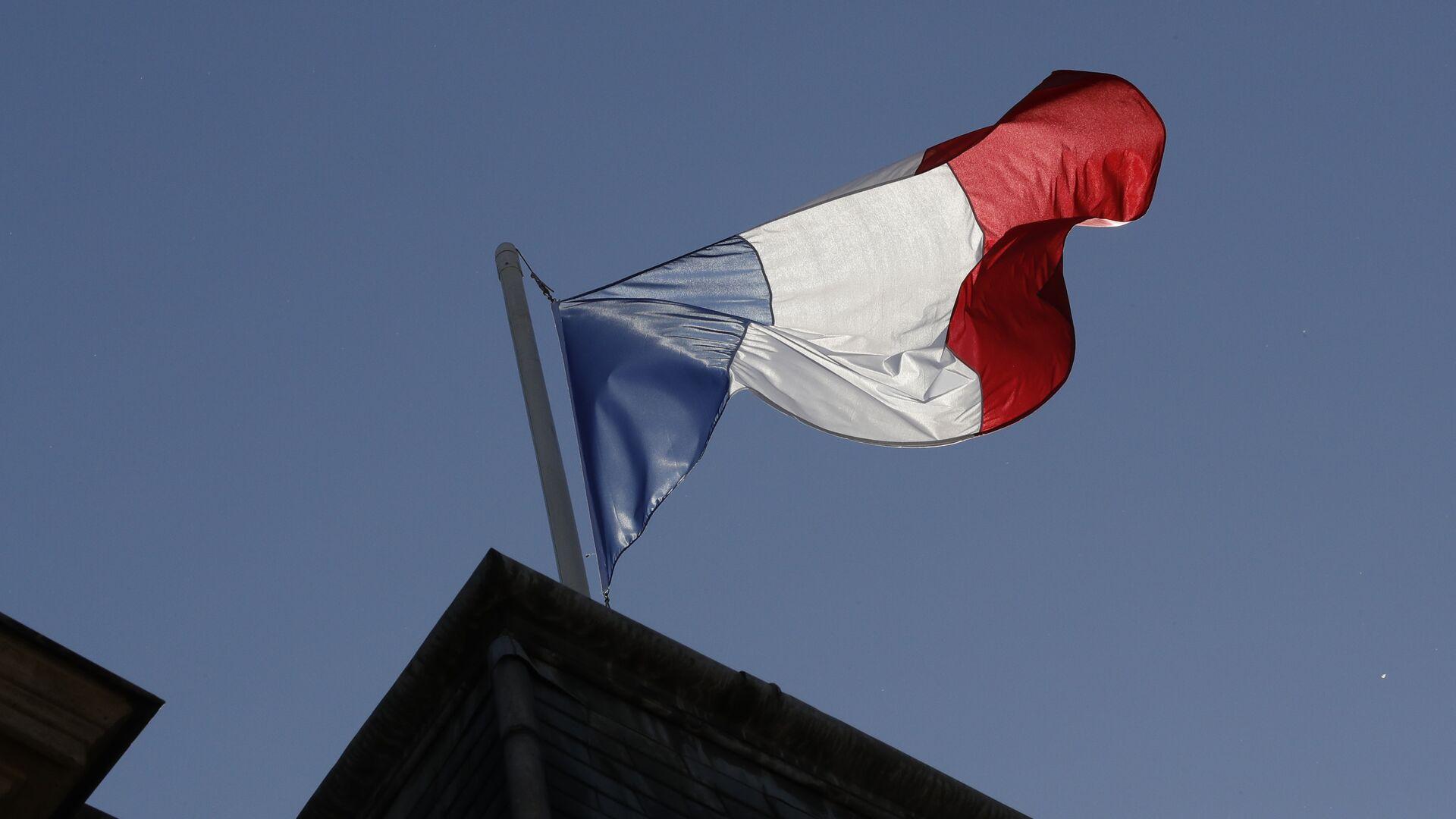 Bandera de Francia - Sputnik Mundo, 1920, 30.10.2020