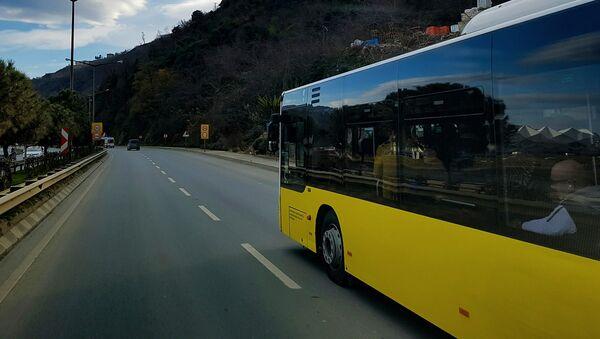 Un autobús (archivo) - Sputnik Mundo