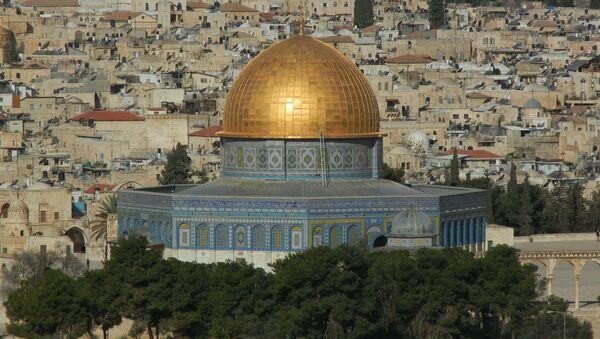La mezquita al Aqsa - Sputnik Mundo