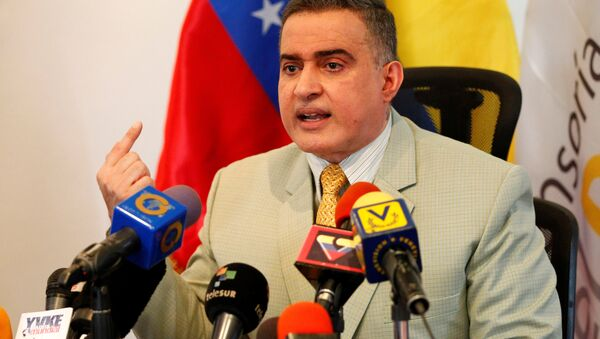 Tarek William Saab, fiscal general de Venezuela - Sputnik Mundo
