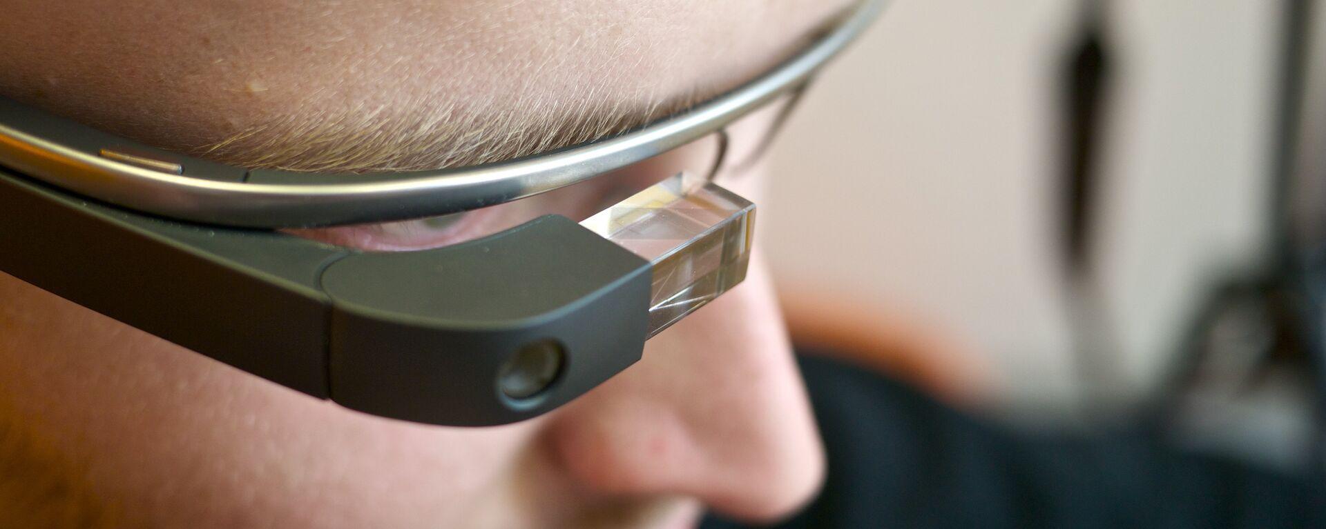 Las gafas inteligentes Google Glass - Sputnik Mundo, 1920, 18.07.2017