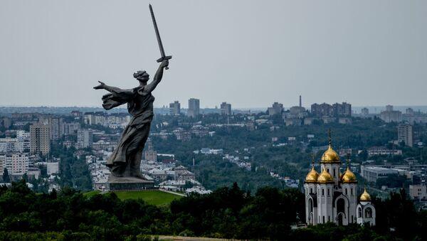Volgogrado - Sputnik Mundo