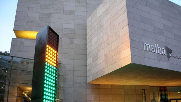 El Museo de Arte Latinoamericano Contemporáneo de Buenos Aires (MALBA) - Sputnik Mundo