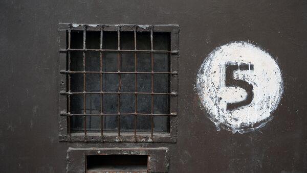 Las rejas de la cárcel (imagen referencial) - Sputnik Mundo