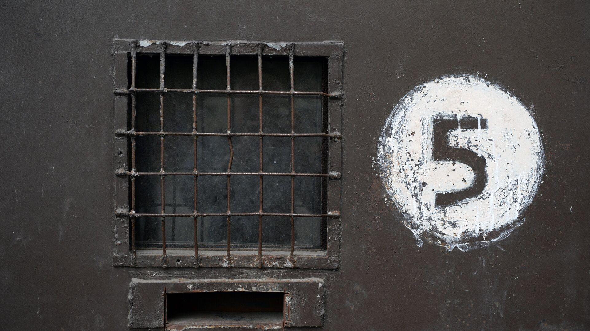 Las rejas de la cárcel (imagen referencial) - Sputnik Mundo, 1920, 25.07.2021