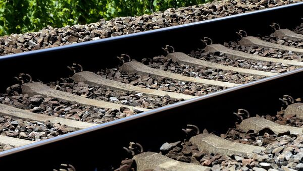 Un ferrocarril (archivo) - Sputnik Mundo