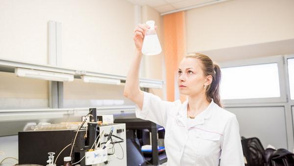 Investigadora de la Universidad Nacional de Ciencia y Tecnología de Rusia MISIS - Sputnik Mundo