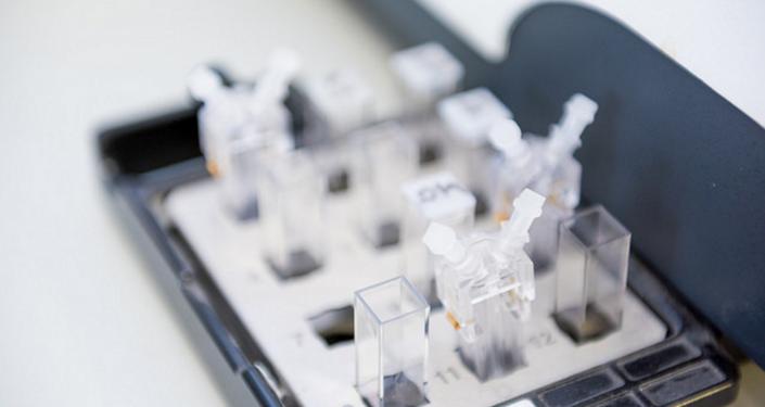 El nuevo filtro protector solar transparente durante la investigación