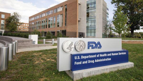 Edificio de la Administración de Alimentos y Medicamentos de Estados Unidos (FDA) - Sputnik Mundo