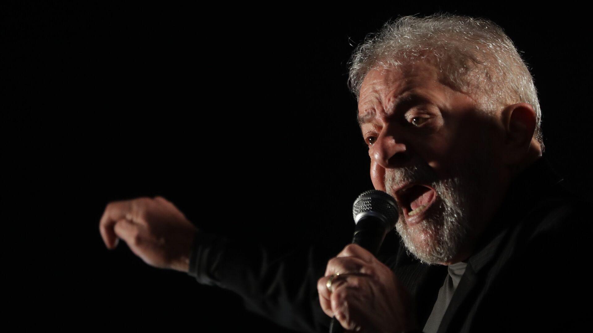 Luiz Inácio Lula da Silva, expresidente brasileño - Sputnik Mundo, 1920, 21.06.2021