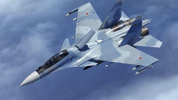 Avión de caza Su-30SM - Sputnik Mundo