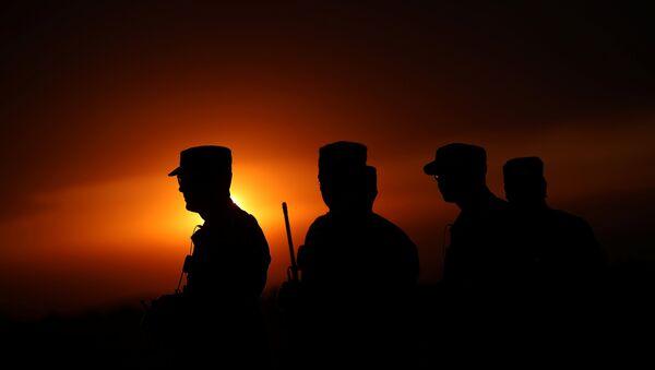 Militares estadounidenses - Sputnik Mundo