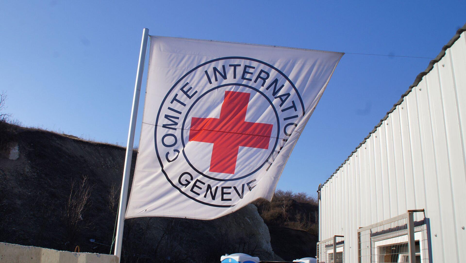 La bandera de la Cruz Roja - Sputnik Mundo, 1920, 08.10.2020