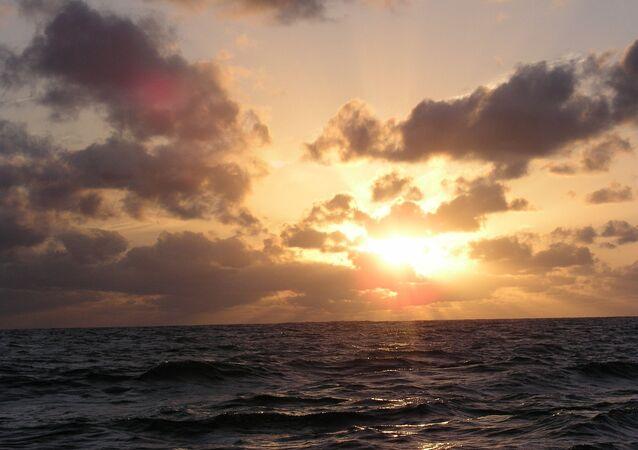 Océano Atlántico (imagen referencial)