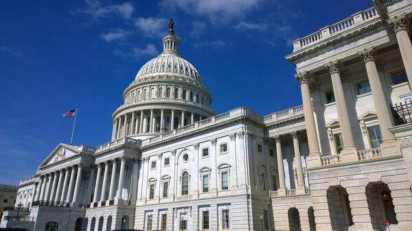 Capitolio de los Estados Unidos - Sputnik Mundo