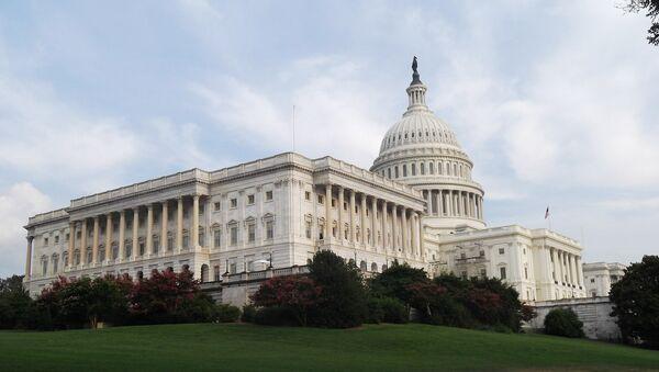 El Capitolio de EEUU (archivo) - Sputnik Mundo