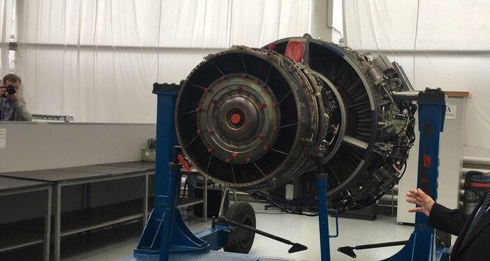 El proceso de producción del motor SaM-146 para el avión Sukhoi Superjet 100