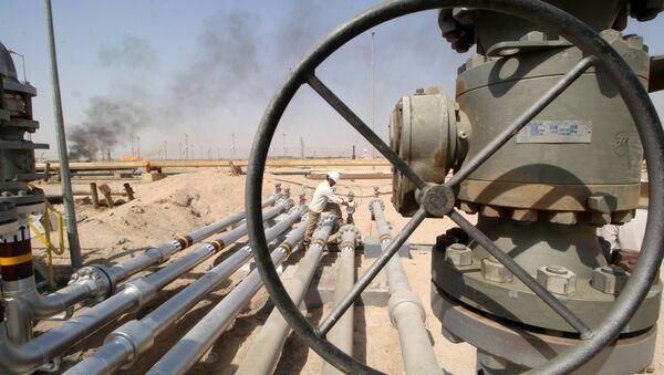 La extracción de petróleo (imagen referencial) - Sputnik Mundo