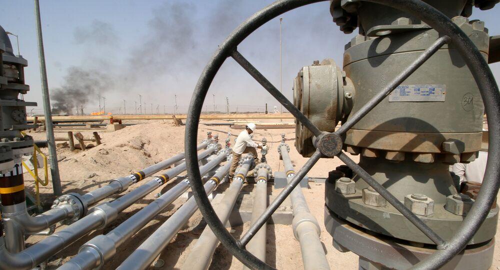 La extracción de petróleo (imagen referencial)