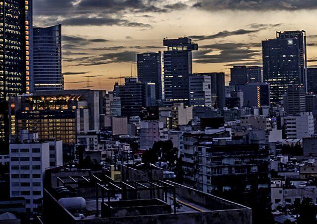 La Ciudad de México (archivo)