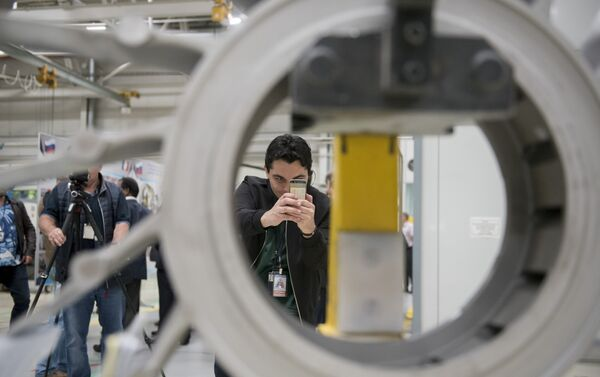 La planta Saturn del conglomerado Rostec - Sputnik Mundo