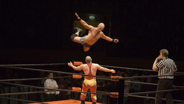 Lucha libre (imagen referencial) - Sputnik Mundo