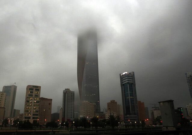 La ciudad de Kuwait