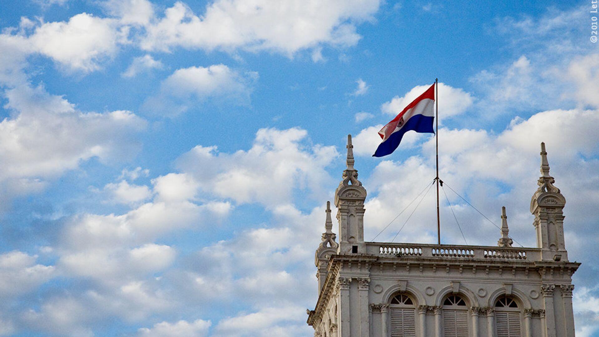 Bandera de Paraguay - Sputnik Mundo, 1920, 05.02.2021