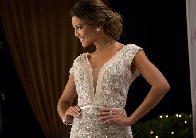 Zuleyka Rivera, estrella del clip de Despacito