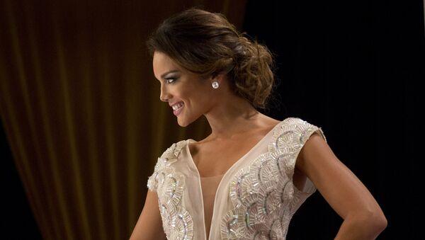 Zuleyka Rivera, estrella del clip de Despacito - Sputnik Mundo