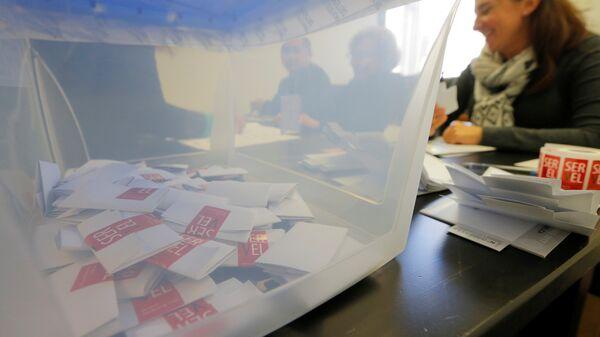Elecciones primarias presidenciales de Chile (archivo) - Sputnik Mundo