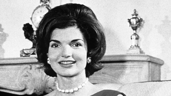 Jacqueline Kennedy, ex primera dama de EEUU (archivo) - Sputnik Mundo