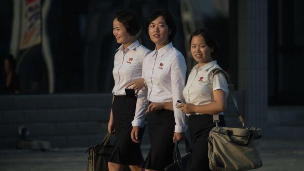 Corea del Norte, a través de los ojos de un extranjero - Sputnik Mundo